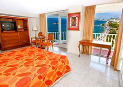 阿卡普尔科克水晶海滩酒店 - 阿卡普尔科 - 睡房