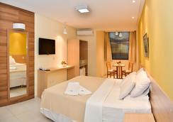 希特酒店 - 萨尔瓦多 - 睡房