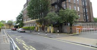 阿伯康豪斯青年旅馆 - 伦敦 - 建筑