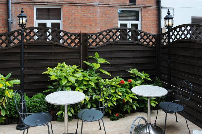 阿伯康豪斯青年旅馆 - 伦敦 - 阳台