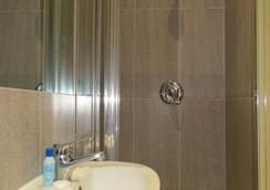阿伯康豪斯青年旅馆 - 伦敦 - 浴室