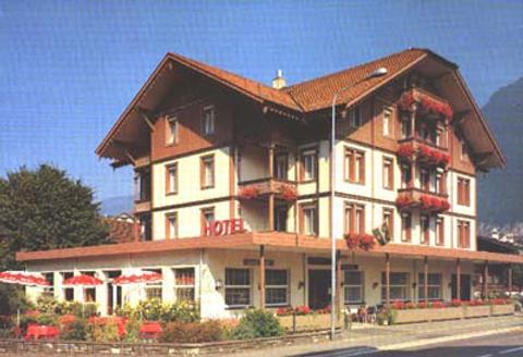 因特拉肯桑尼酒店 - 因特拉肯 - 建筑