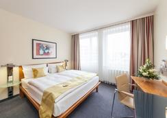 汉堡大使品质酒店 - 汉堡 - 睡房