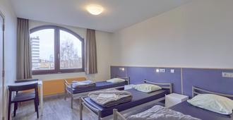 欧洲一代青年旅馆 - 布鲁塞尔 - 睡房