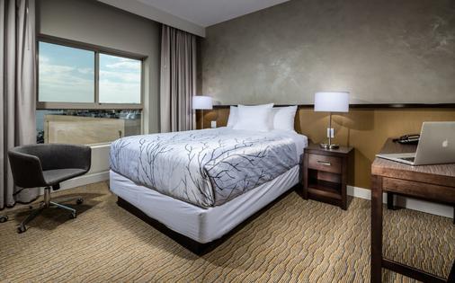 阿凡托拉酒店 - 洛杉矶 - 睡房