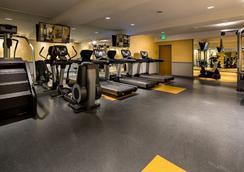 阿文图拉酒店 - 洛杉矶 - 健身房