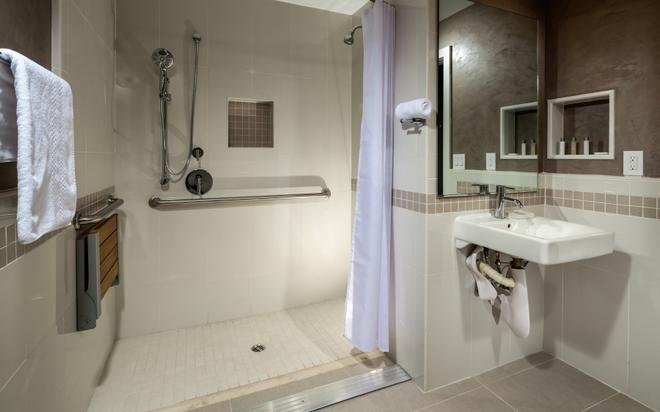 阿凡托拉酒店 - 洛杉矶 - 浴室