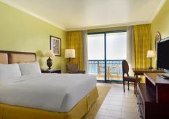 希尔顿巴巴多斯度假酒店 - 布里奇敦 - 睡房