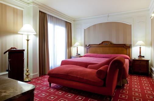 塞维利亚中心酒店 - 塞维利亚 - 睡房