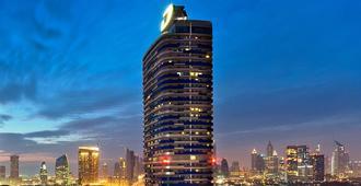 迪拜购物中心街达玛克酒店 - 迪拜 - 建筑