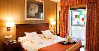 贝克尔酒店 - 塞维利亚 - 睡房