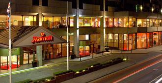 布里斯托尔市中心万豪酒店 - 布里斯托 - 建筑