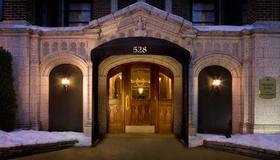 曼捷斯帝酒店 - 芝加哥 - 酒店入口