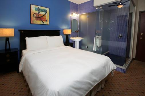 纽约百老汇酒店 - 纽约 - 睡房