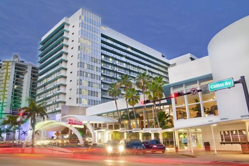 多维尔海滩度假酒店 - 迈阿密海滩 - 建筑