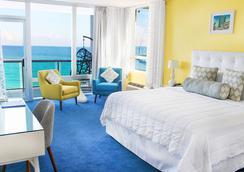 多维尔海滩度假酒店 - 迈阿密海滩 - 睡房
