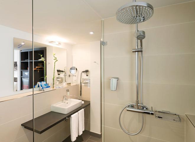 柏林米特区翠普酒店 - 柏林 - 浴室