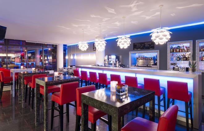 柏林米特区翠普酒店 - 柏林 - 酒吧