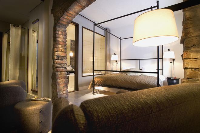 乌尔桑达斯劳特酒店 - 斯德哥尔摩 - 睡房