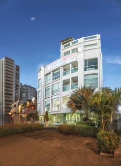 珊瑚礁酒店 - 卡塔赫纳 - 建筑