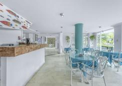 珊瑚礁酒店 - 卡塔赫纳 - 餐馆