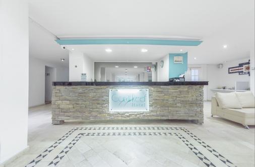 珊瑚礁酒店 - 卡塔赫纳 - 柜台