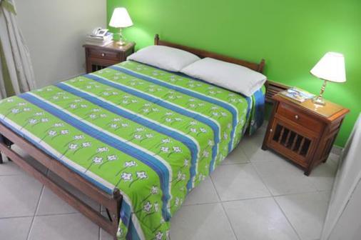 比亚维森西奥圣巴巴拉乡村酒店 - 比亚维森西奥 - 睡房