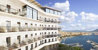 贝斯特韦斯特帕拉迪索酒店 - 那不勒斯 - 建筑