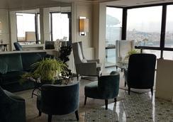 贝斯特韦斯特帕拉迪索酒店 - 那不勒斯 - 大厅