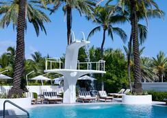 舍尔伯恩南滩酒店 - 迈阿密海滩 - 游泳池