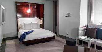 美仑摩根独创酒店 - 纽约 - 睡房