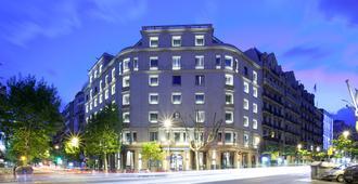 巴塞罗那中心酒店 - 巴塞罗那 - 建筑