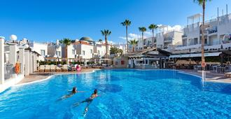 洛杉矶奥利沃斯海滩度假公寓 - 美洲海滩 - 游泳池