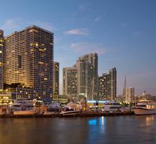 迈阿密万豪酒店比斯坎湾