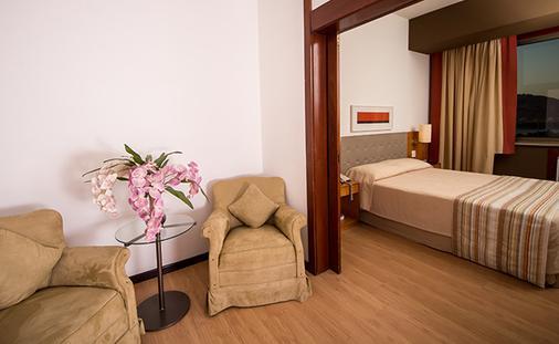 诺曼多酒店 - 里约热内卢 - 客厅