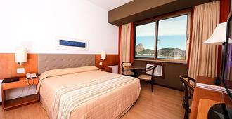 诺曼多酒店 - 里约热内卢 - 睡房