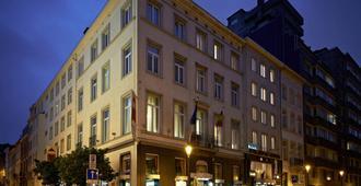 蒙多莱奥帕尔多酒店 - 布鲁塞尔 - 建筑