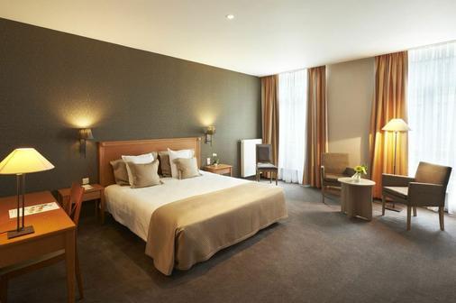 蒙多莱奥帕尔多酒店 - 布鲁塞尔 - 睡房