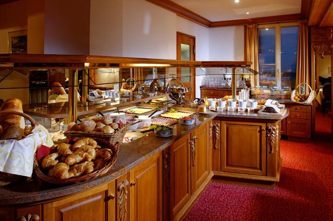 中心酒店-沃尔特 - 格林德尔瓦尔德 - 食物