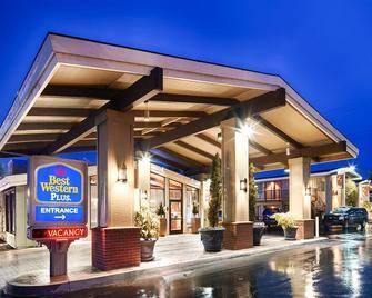 最佳西方Plus洪堡湾旅馆 - 尤里卡 - 建筑