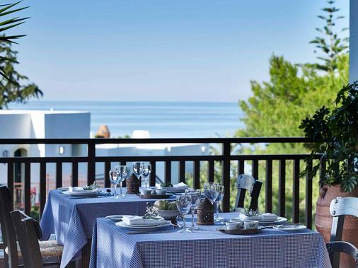 白垩马里斯海滩度假酒店 - 赫索尼索斯 - 阳台