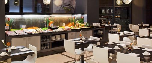 伊鲁尼阿奎拉4号康福特尔酒店 - 巴伦西亚 - 自助餐