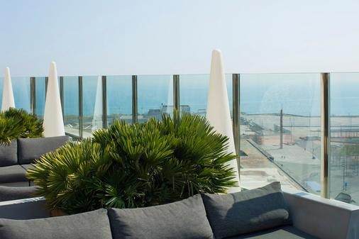 Sb对角线零点巴塞罗那酒店 - 巴塞罗那 - 阳台