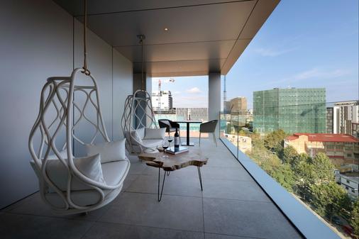 SB格劳 苏普酒店 - 巴塞罗那 - 阳台