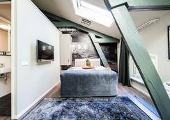 Yays Oostenburgergracht Concierged Boutique Apartments - 阿姆斯特丹 - 睡房