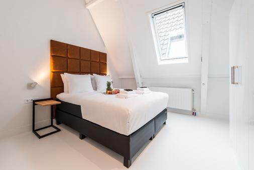 叶思早济慈格朗特礼宾精品公寓 - 阿姆斯特丹 - 睡房