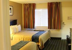 阿纳海姆斯坦福套房酒店 - 安纳海姆 - 睡房