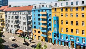 柏林飞马酒店 - 柏林 - 建筑