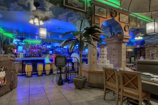 霍华德约翰逊拉斯维加斯大道酒店 - 拉斯维加斯 - 酒吧