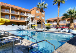 拉斯维加斯夏利马尔酒店 - 拉斯维加斯 - 游泳池
